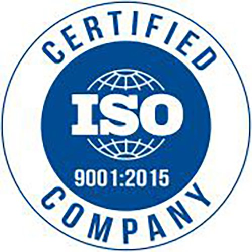2.ISO certification
