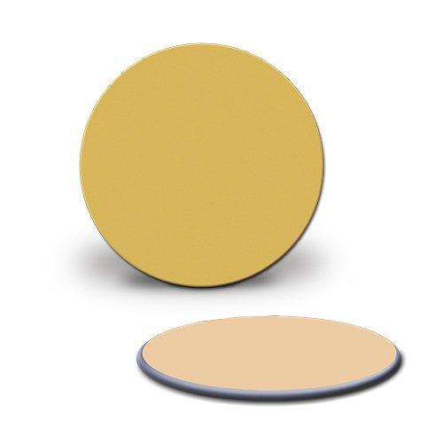 Gold Quartz Monitoring Crystals,5 MHz&6MHz,AT-Cut for Thin Film Deposition Control