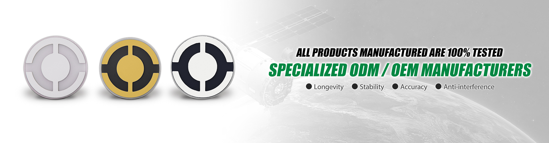 Specialized ODM OEM Manufacturers Banner 1029